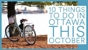 october ottawa events